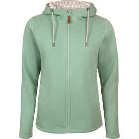 Elkline Reply Veste de survêtement Femme, malchite green